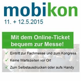 Mobikon vom 11.-12. Mai 2015